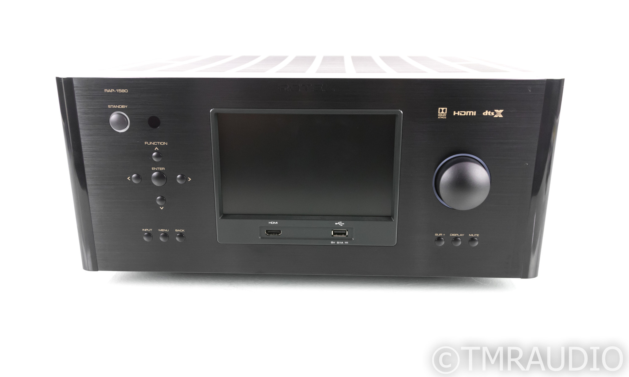Rotel RAP-1580 7 2 Channel Home Theater Amplifier