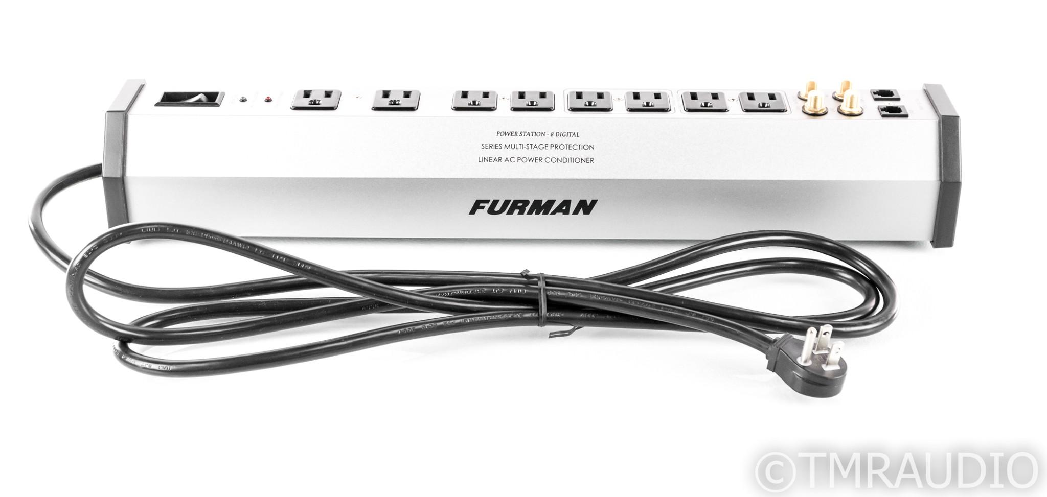 Furman Power Conditioner PST-8D White