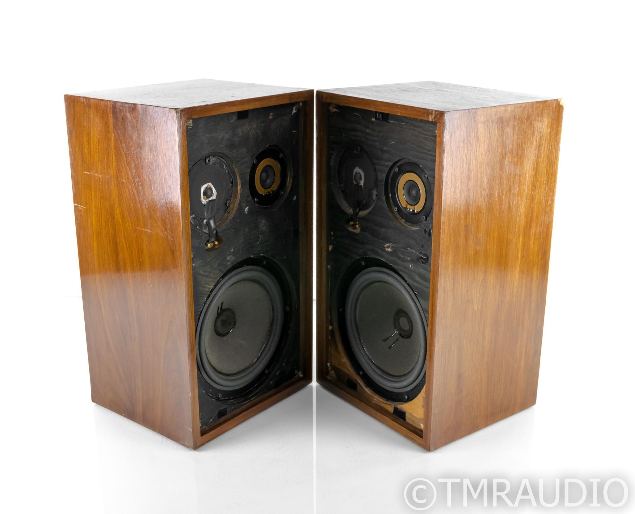Acoustic Research Ar 2ax Vintage Bookshelf Speakers Walnut Pair The Music Room
