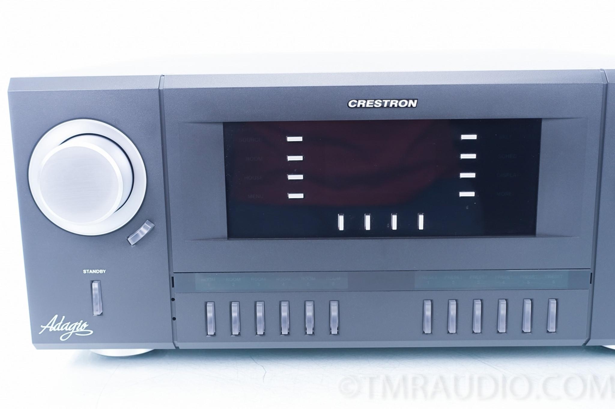 Crestron Adagio Entertainment System AES Multi Zone Amplifier