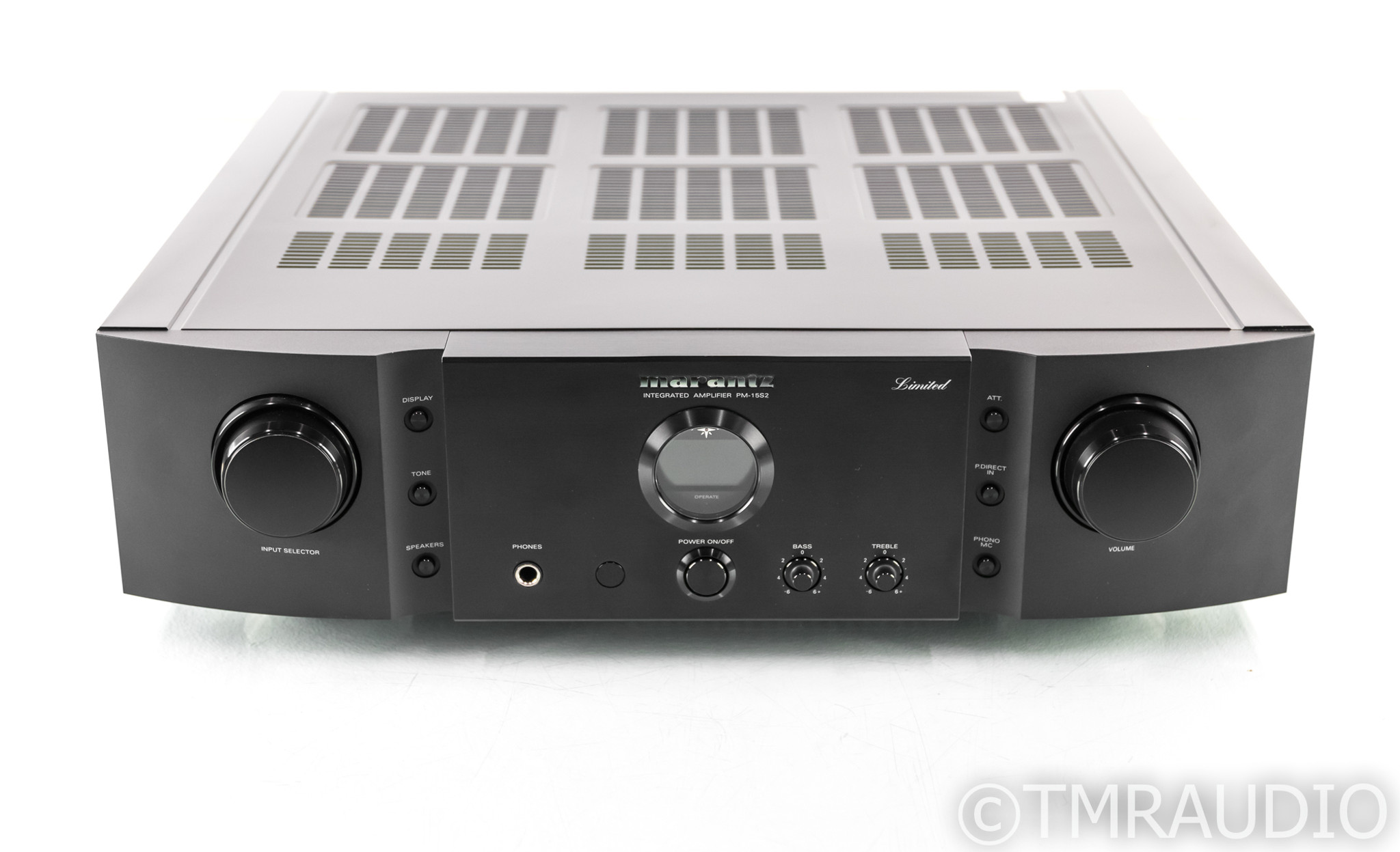 Marantz PM1112S112 Limited Edition Stereo Integrated Amplifier; PM 1112S112; Remote
