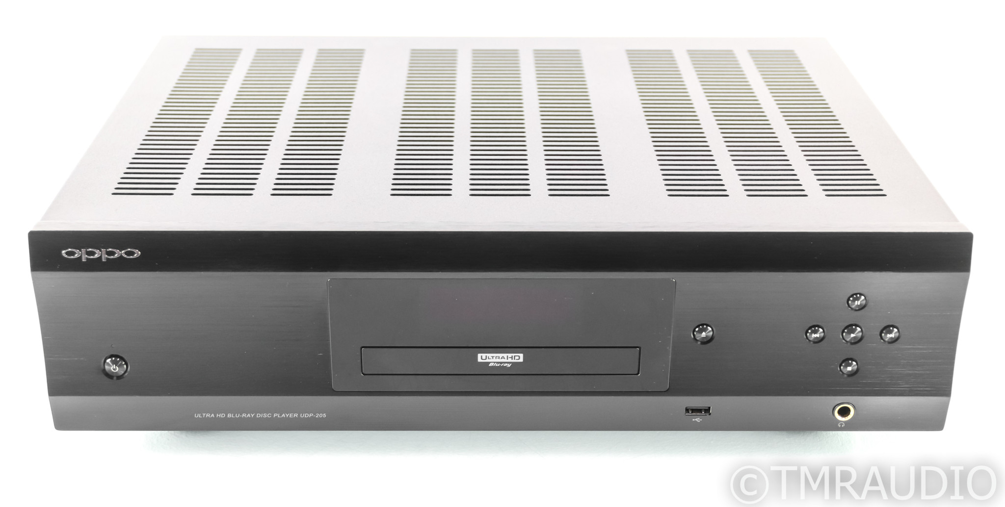 Oppo Udp 205 4k Ultra Hd Universal Blu Ray Player Udp205 Black Remote The Music Room