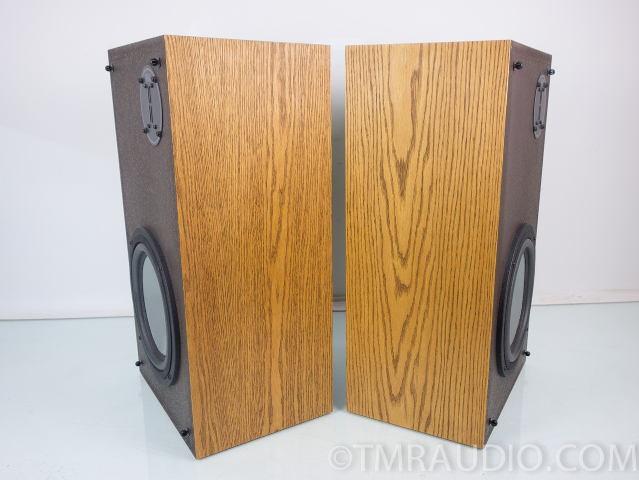 Infinity RSa Vintage Speakers in Factory Boxes w/ Stands