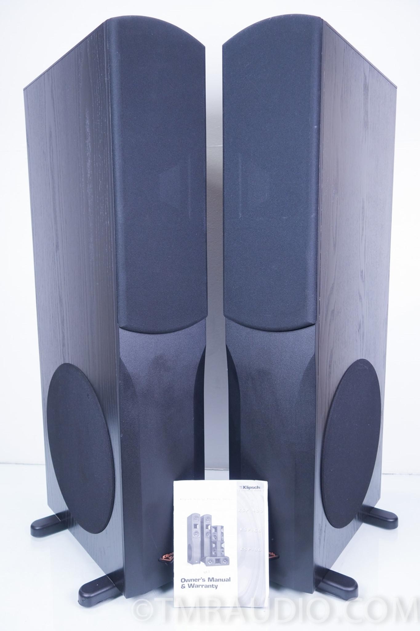 Klipsch KSP-400 Speakers - The Music Room