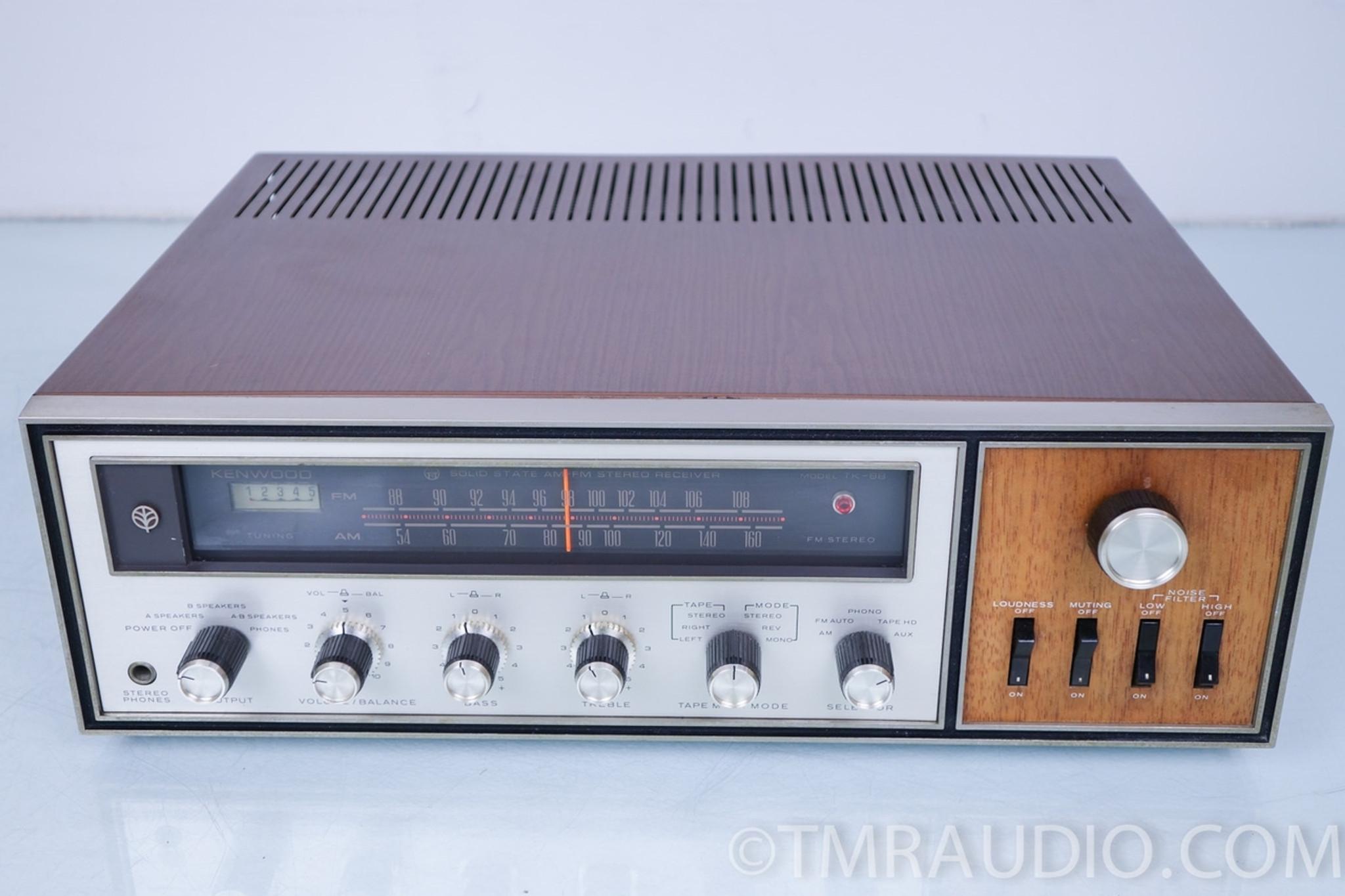 Kenwood TK-88 Vintage Stereo Receiver