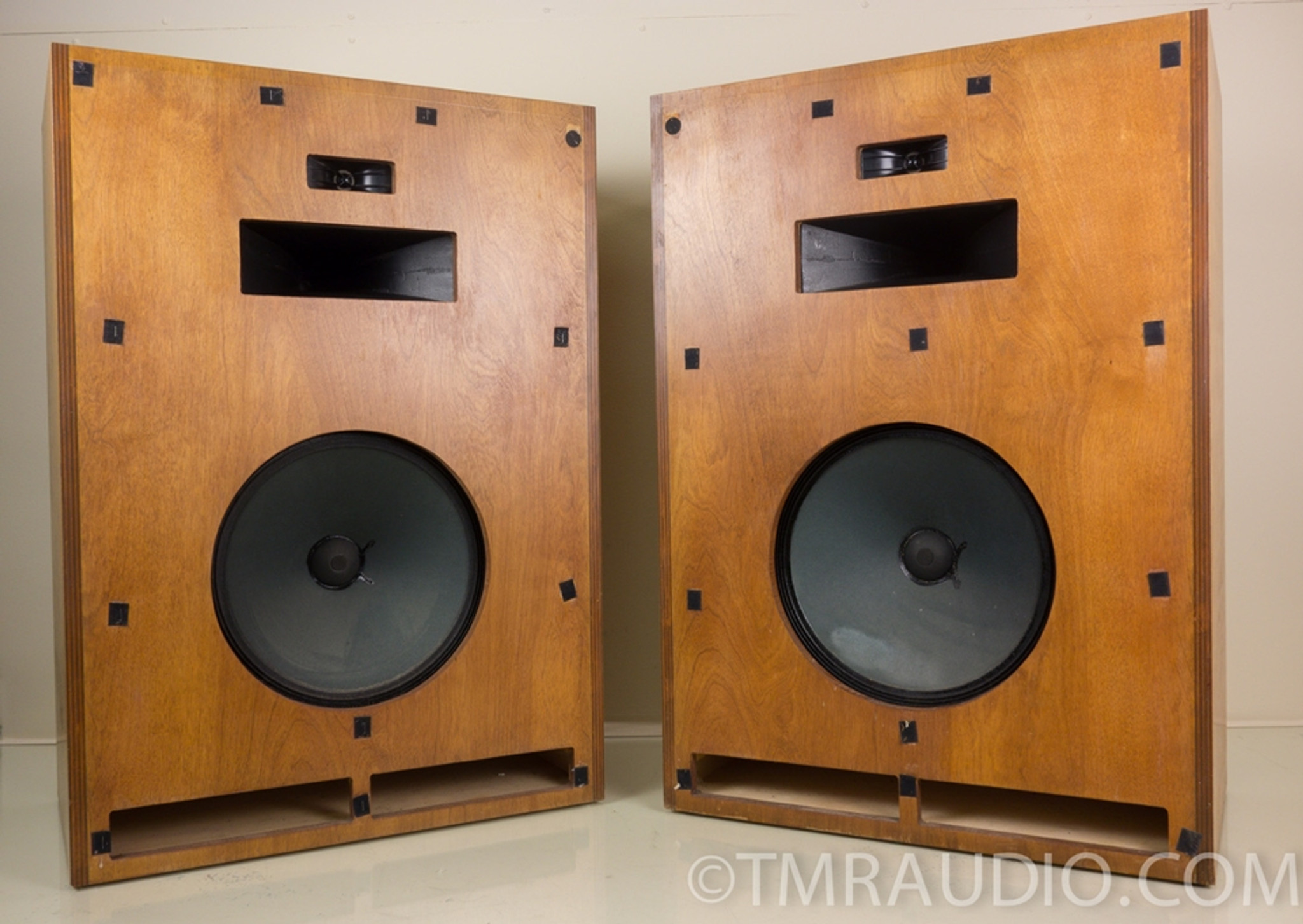Klipsch Cornwall Vintage Speakers Quot Decorator Quot Raw Birch