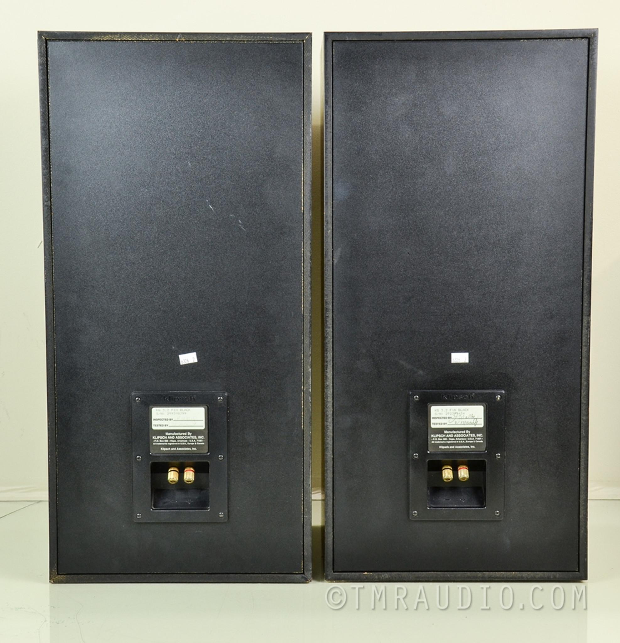 Klipsch KG-3 2 Bookshelf / Floorstanding Speakers