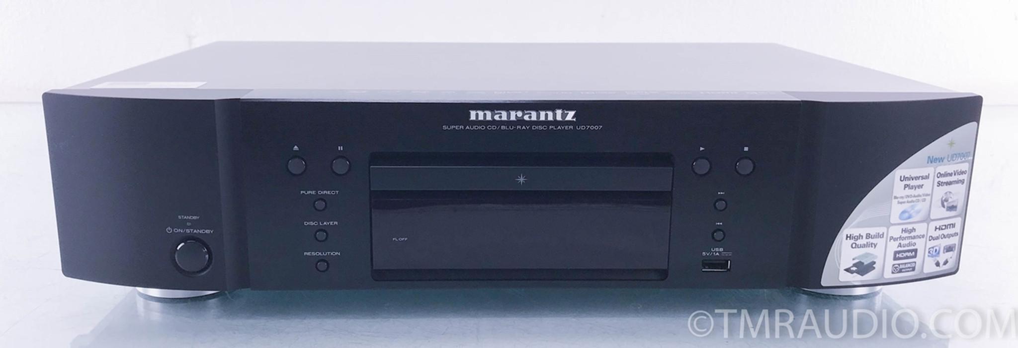 Marantz UD7007 Universal Player