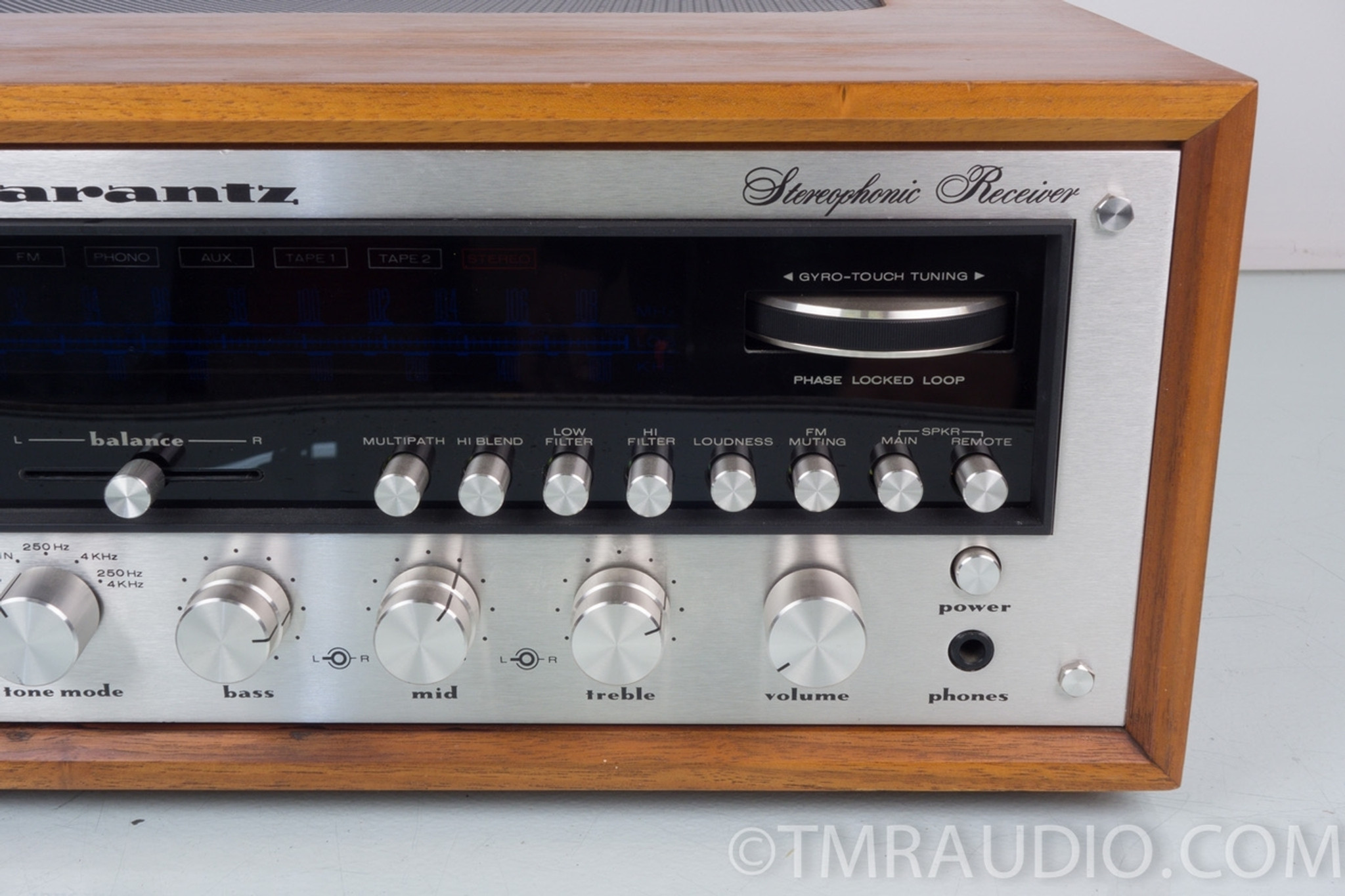 Marantz 2325 Vintage AM/FM Stereo Receiver with Wood Case