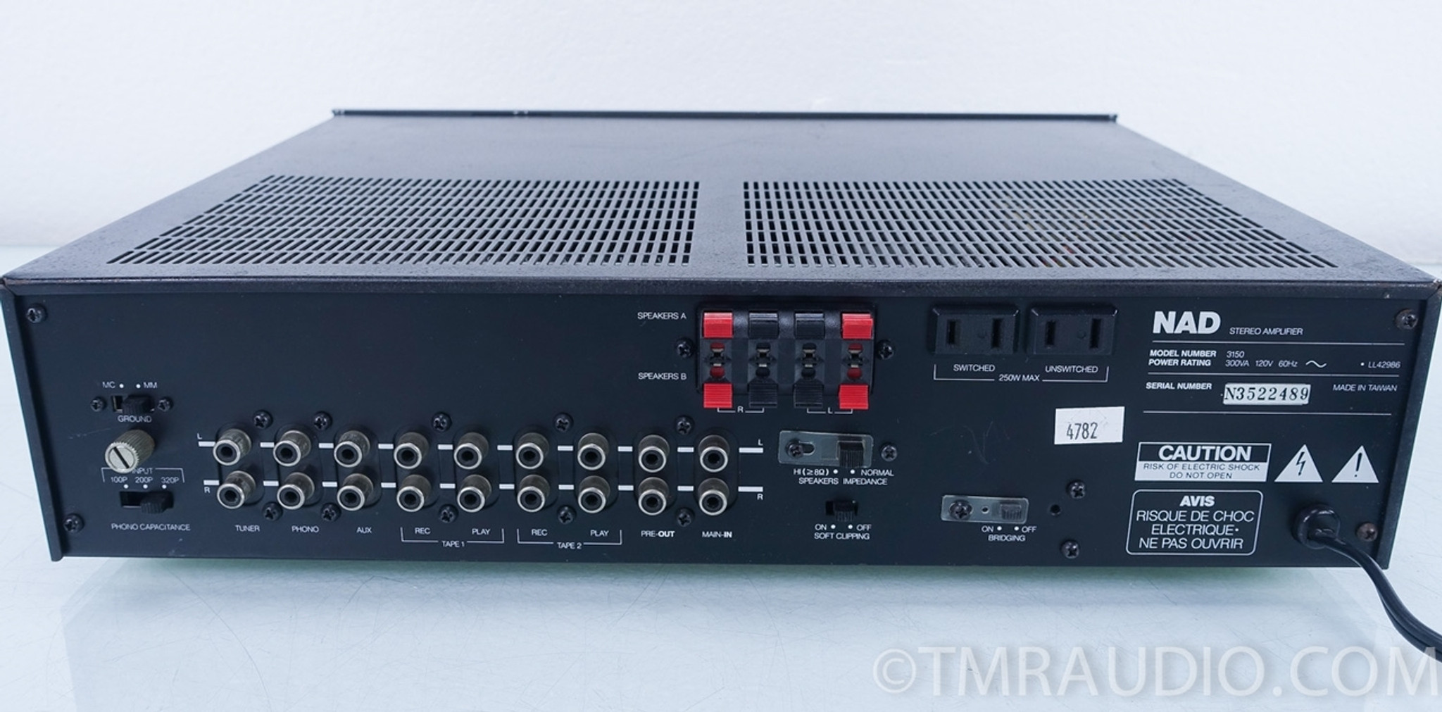 NAD 3150 Stereo Integrated Amplifier