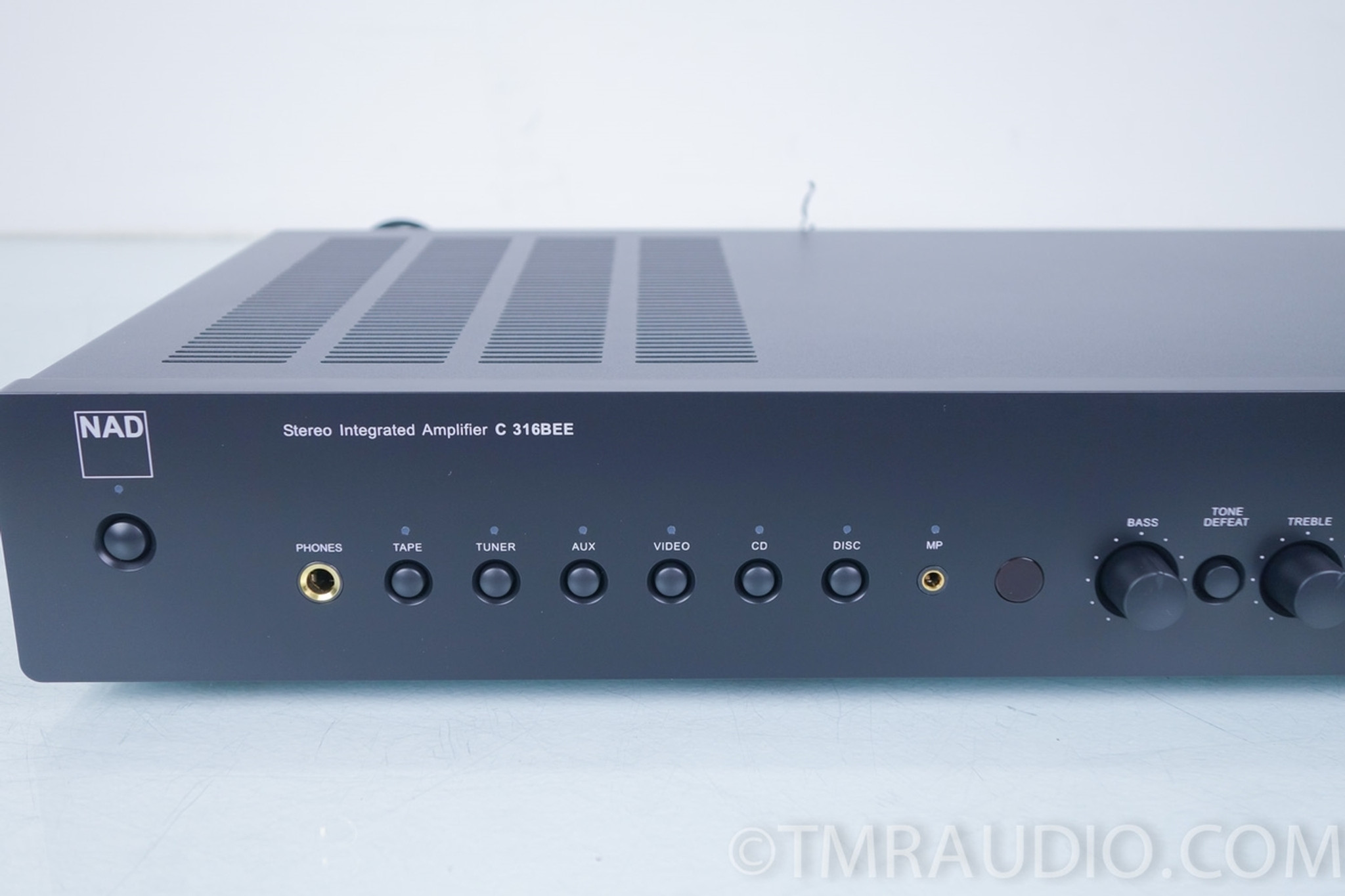 NAD C316BEE Stereo Integrated Amplifier in Factory Box