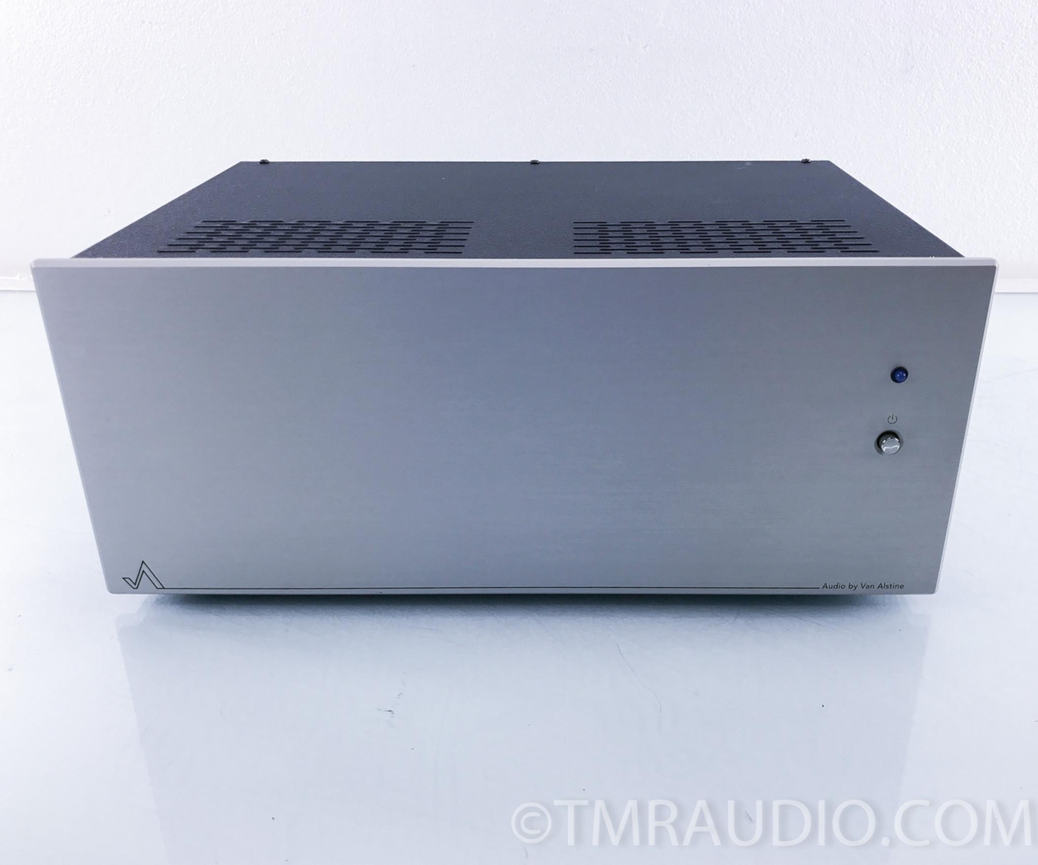 Audio by Van Alstine FET Valve 600R Hybrid Power Amplifier