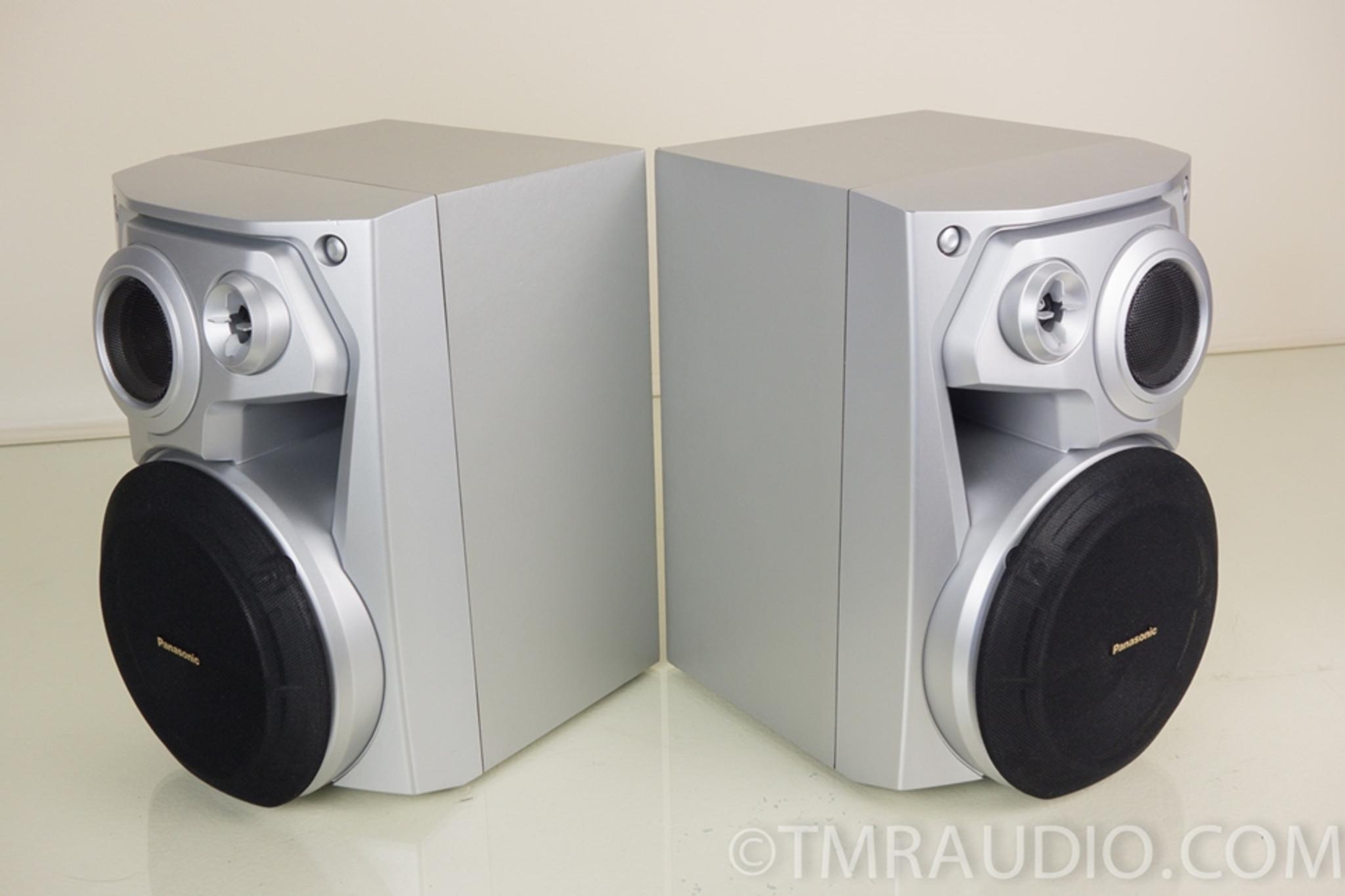 Panasonic Sa-ak500 Stereo Compact Shelf System    Cd Player