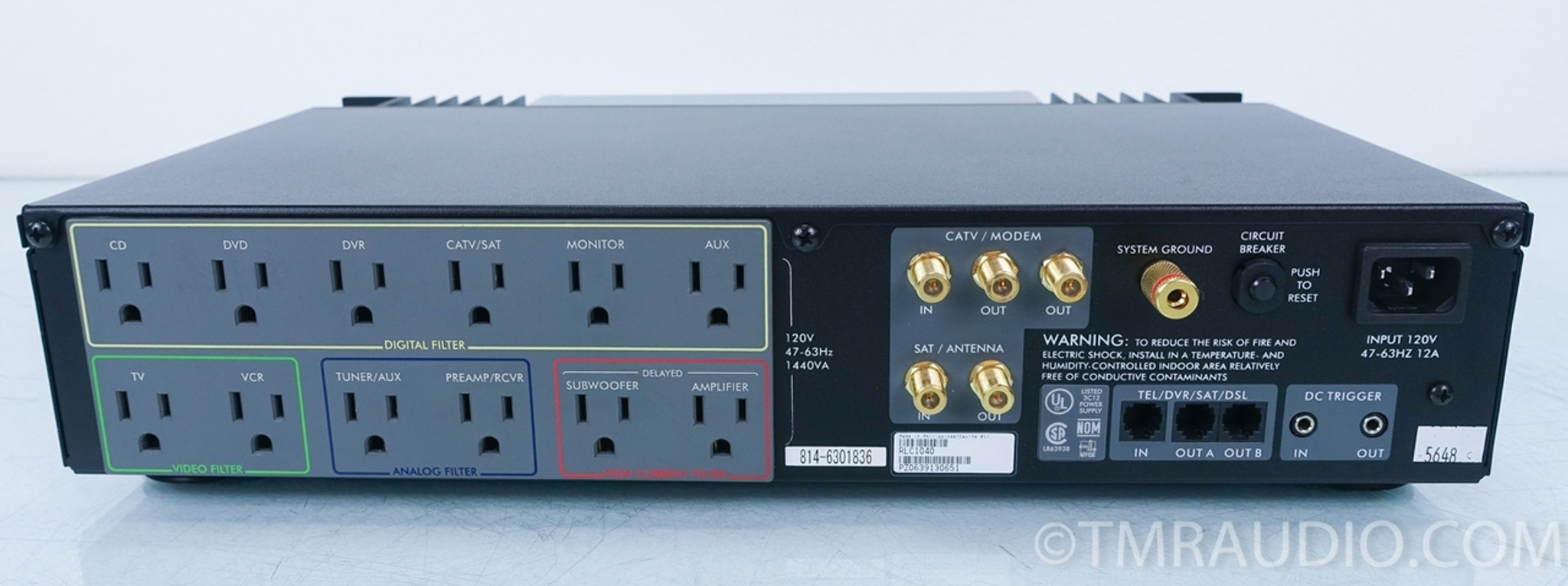 Rotel RLC-1040 AC Line / Power Conditioner
