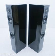 Vienna Acoustics Mozart Grand SE Floorstanding Speakers; Gloss Black Pair; Symphony Edition