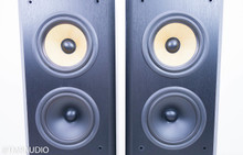 B&W 804 Matrix Series 1 Floorstanding Speakers; Black Ash Pair