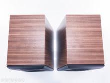 Qln Signature 3 Bookshelf Speakers; Walnut Pair