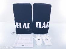 ELAC Adante AS-61 Bookshelf Speakers; Gloss Black Pair