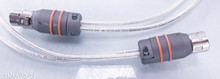 High Fidelity Cables CT-1 AES3 XLR Digital Cable; 1m AES/EBU Interconnect