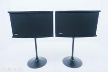 Bose 901 Series VI Bookshelf Speakers; 901 Series Active Equalizer; Tulip Stands