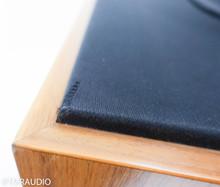 KEF Reference 107/2 Vintage Floorstanding Speakers ; Walnut Pair w/ KUBE; Boxes