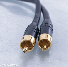 Transparent Audio The Link 100 RCA Cables; 2m Pair Interconnects