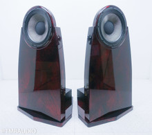 Emerald Physics EP-3.8 Open Baffle Floorstanding Speakers; Custom Finish; DSP