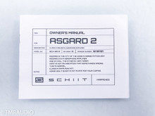 Schiit Asgard 2 Headphone Amplifier