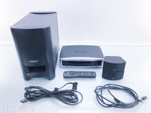 Bose PS3-2-1 III Powered Speaker System; AV3-2-1III DVD Media Center; Series III