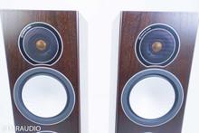 Monitor Audio Silver 6 Floorstanding Speakers; Walnut Pair