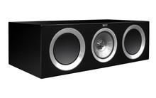 KEF R200c Center Channel Speaker; Black (New)