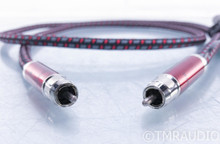 AudioQuest Colorado RCA Cables; 1.5m Pair Interconnects (Missing one DBS)