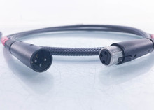 Silver Circle Audio TimeWise XLR Cables; 1.5m Pair Balanced Interconnects
