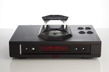 Rega Valve Isis Tube Reference CD Player; Black; New w/ Full Warranty