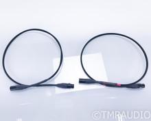Audience Au24e XLR Cables; 1m Pair Balanced Interconnects (SOLD)