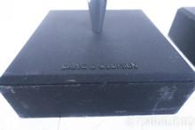 Bang & Olufsen BeoLab 8000 Active Floorstanding Speakers; B&O; Aluminium Pair
