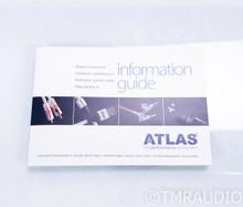 Atlas EOS Power Cable; 2m AC Cord; Rhodium