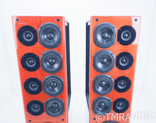 Nola KO Floorstanding Speakers; Cherry Piano Pair