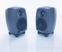 Genelec 6020A Powered Bookshelf Speakers; Pair