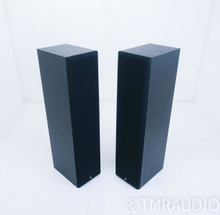 Revel Concerta F12 Floorstanding Speakers; Black Pair (Upgraded Feet)
