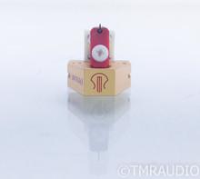 Lyra Delos MC Phono Cartridge; Re-Tipped; Boron Cantilever; Contact Line Stylus