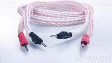 Kirmuss Audio The Adrenaline Speaker Cables; 12ft Pair