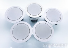 Speakercraft Time Three In-Ceiling Speaker System; Set of 5 w/ Time Controller