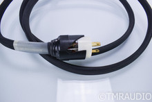 Tara Labs AC Reference Power Cable; 8ft AC Cord; AS-IS (Damaged Mains Plug)