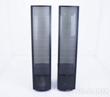 Martin Logan Montis Floorstanding Electrostatic Hybrid Speakers; Black Ash Pair