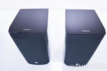 Focal Aria 905 Bookshelf Speakers; Piano Black Pair