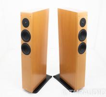 Vienna Acoustics Strauss Floorstanding Speakers; Beech Pair