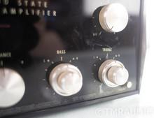 McIntosh C26 Vintage Stereo Preamplifier w/ Walnut Case; MM Phono