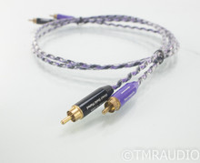 XLO Ultra 1 RCA Cables; 1m Pair Interconnects