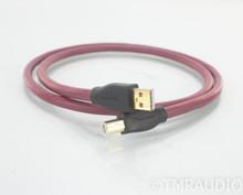 Transparent Audio Performance USB Cable; 1m Single Digital Interconnect